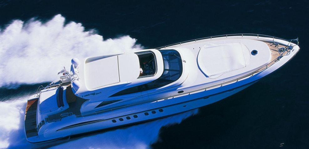Liberty III Charter Yacht