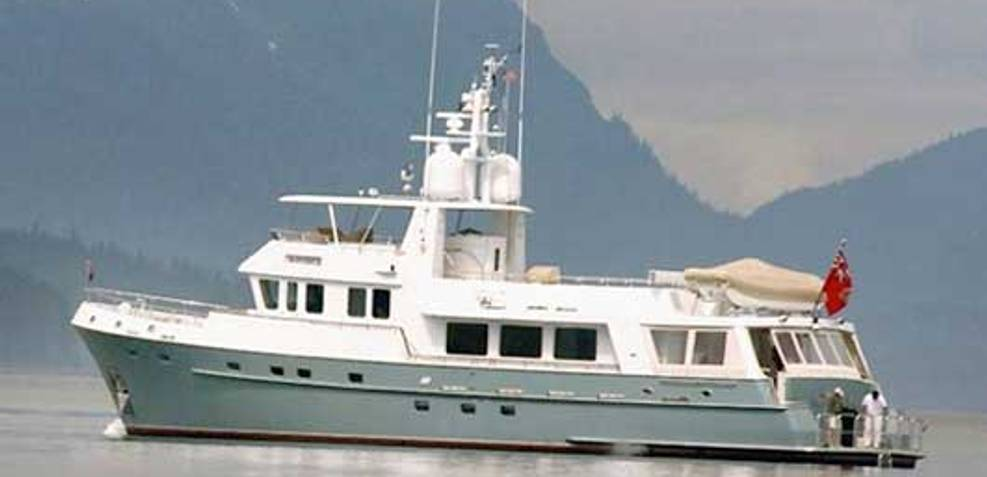 Maverick Charter Yacht