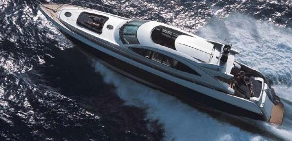 Warren S87 Charter Yacht