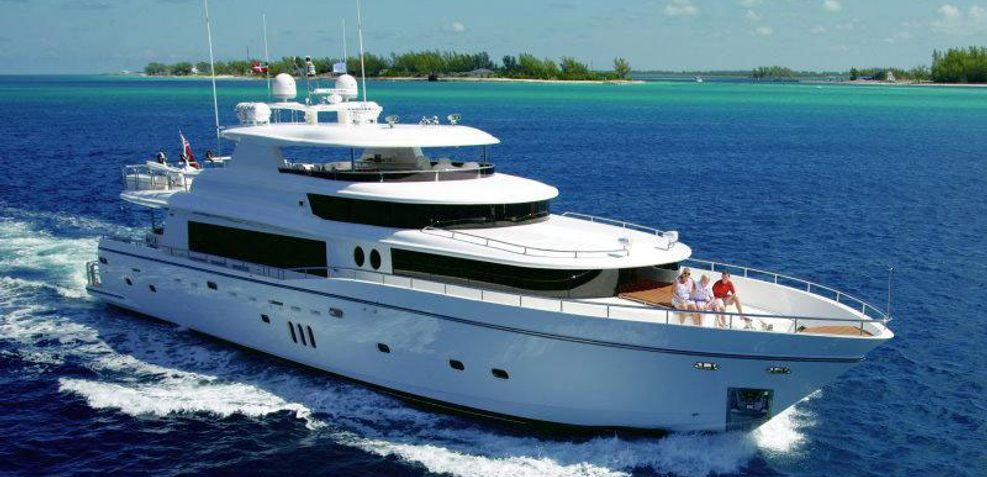 Julia Dorothy Charter Yacht