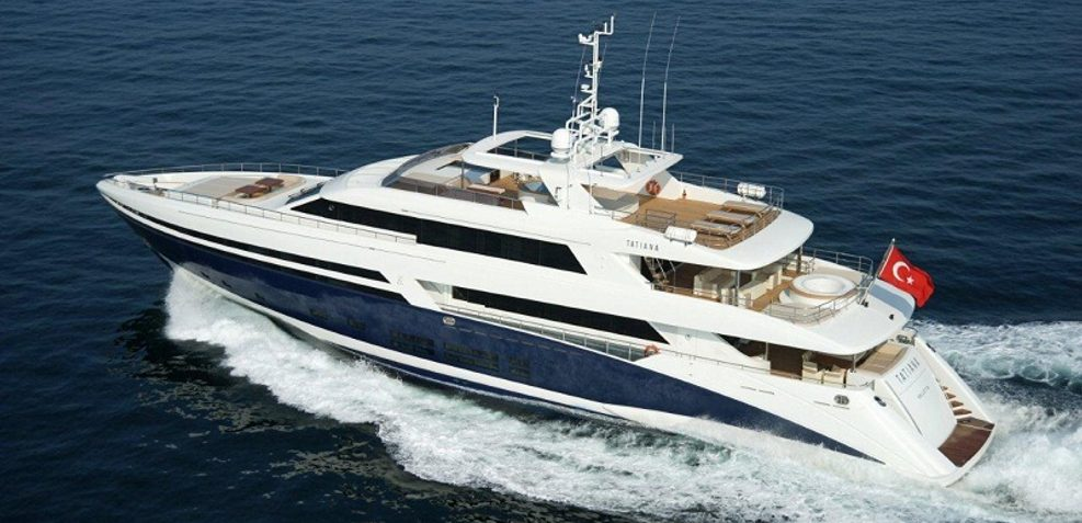 Tatiana I Charter Yacht