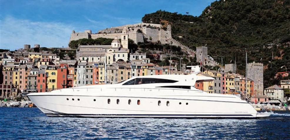 Oro Nero Charter Yacht