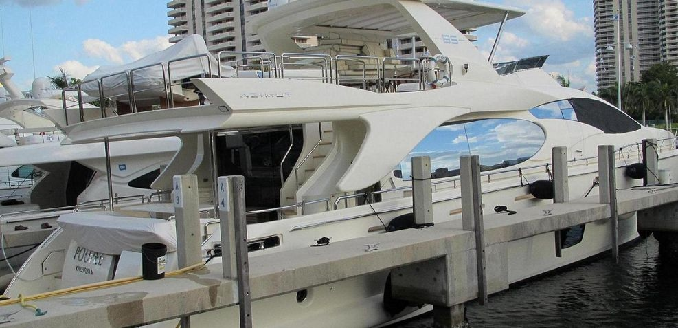 Poupee Charter Yacht