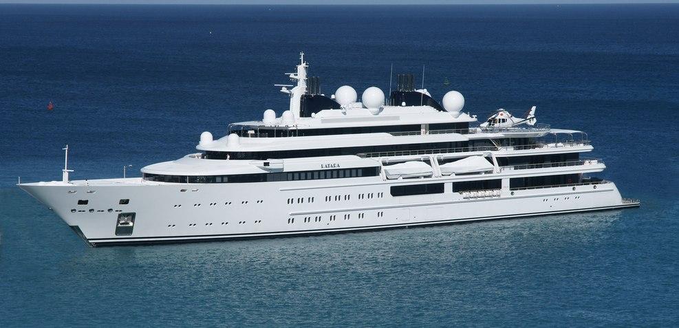 Katara Charter Yacht