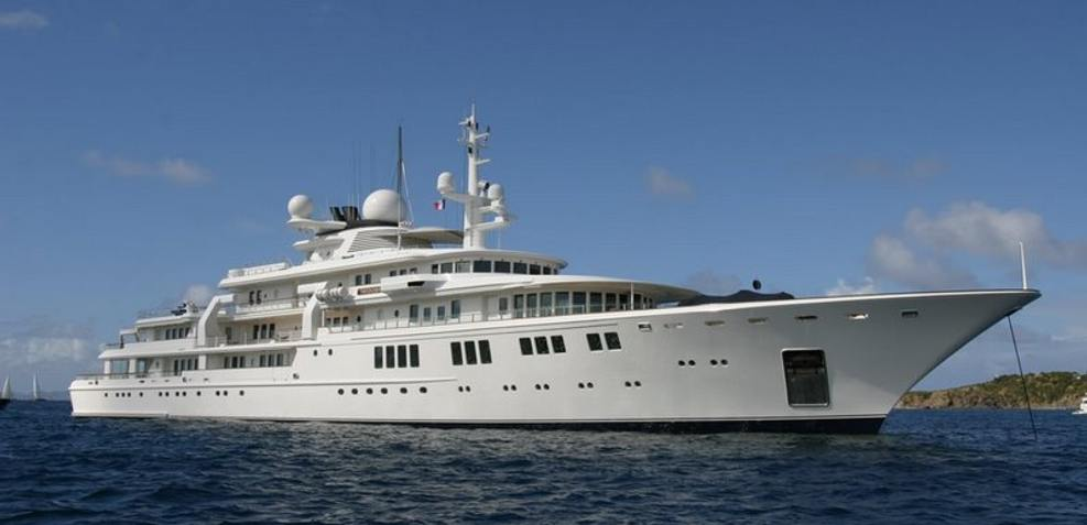 Tatoosh Charter Yacht