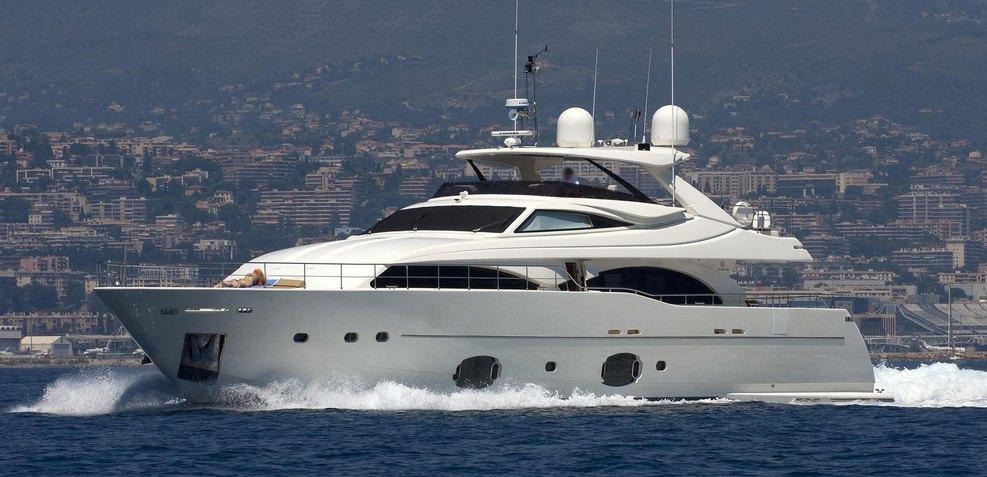 Carolina Charter Yacht