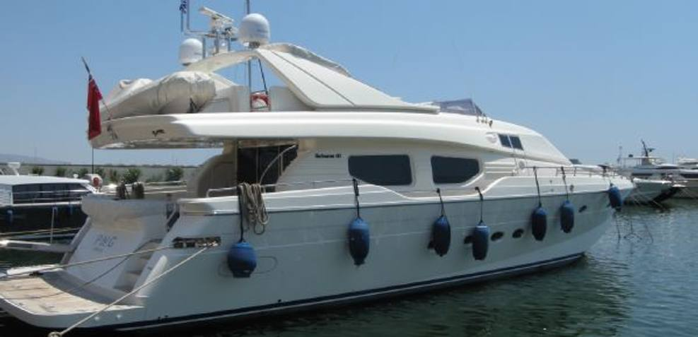 PNG Charter Yacht