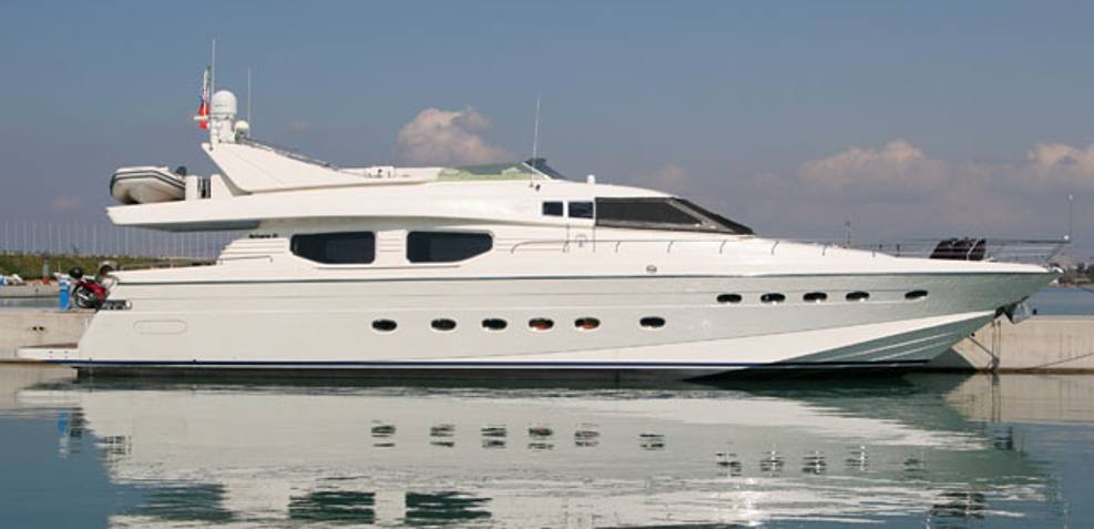 Amapolla Charter Yacht