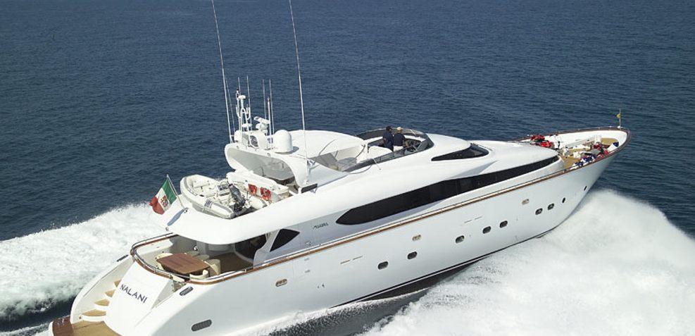 Nalani Charter Yacht