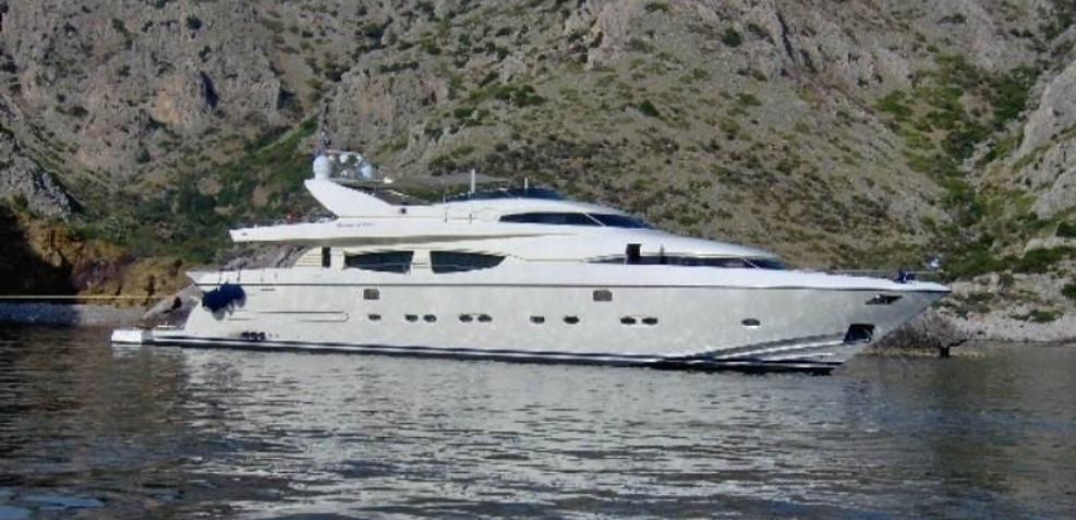 Alegria A Charter Yacht