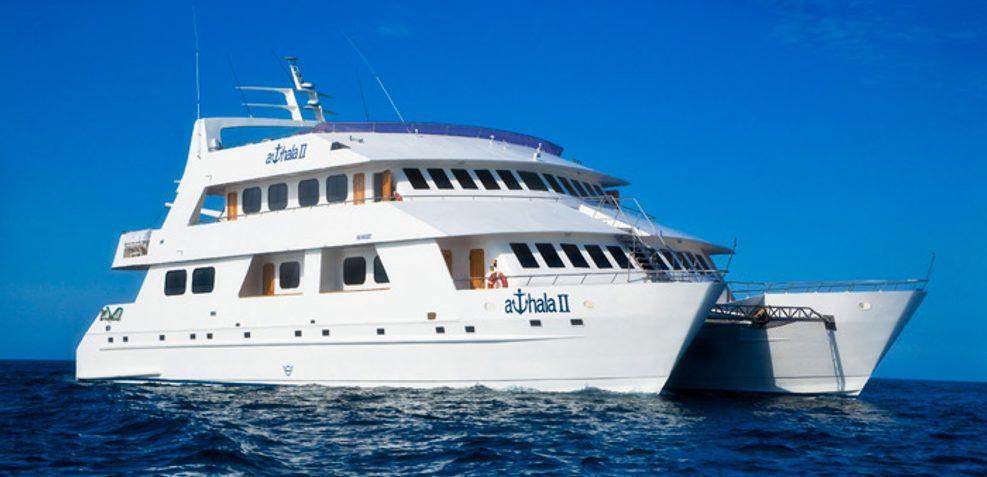 Athala II Charter Yacht