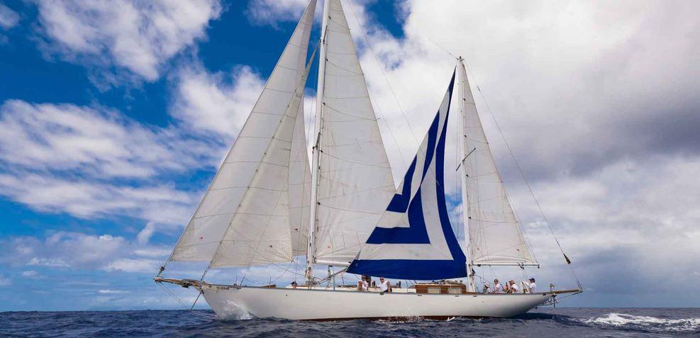 DESIDERATA Charter Yacht
