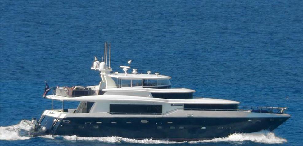 Magic Moments Charter Yacht