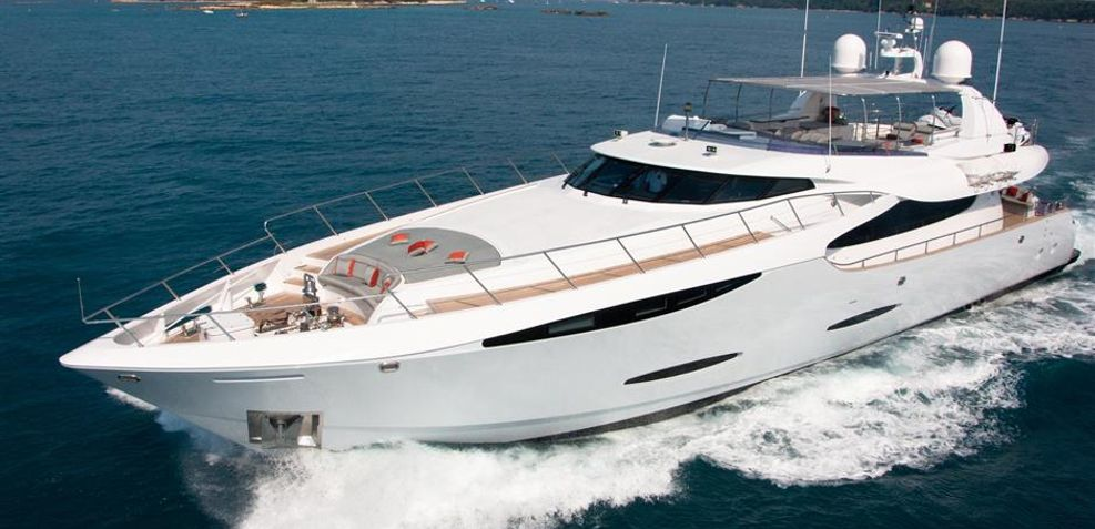 Gems Charter Yacht