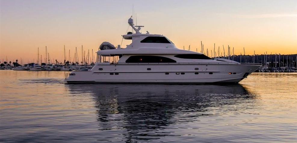 Papa's Palace Charter Yacht