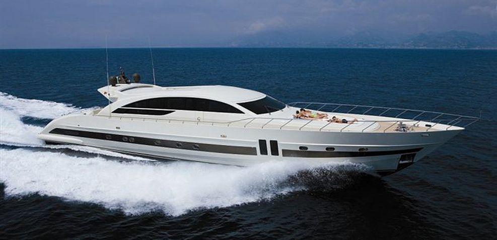Ginevra Charter Yacht