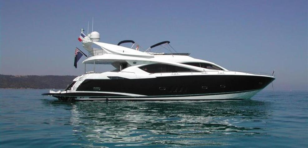 Fantasia  Charter Yacht