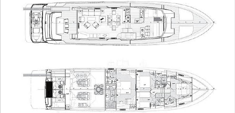 Ocram Dos Charter Yacht