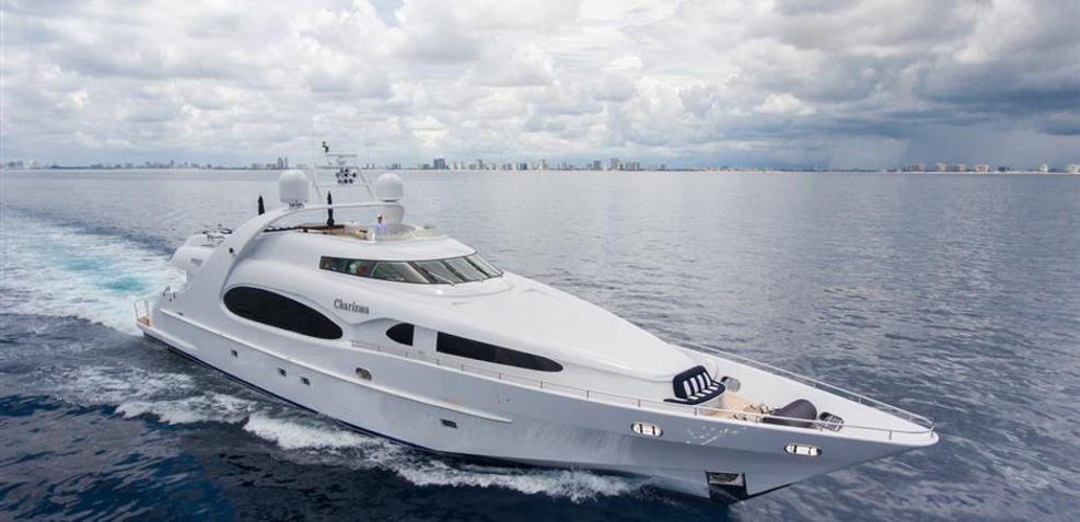 Grandeur Charter Yacht