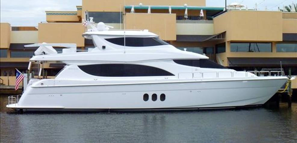 Island Cowboy Charter Yacht