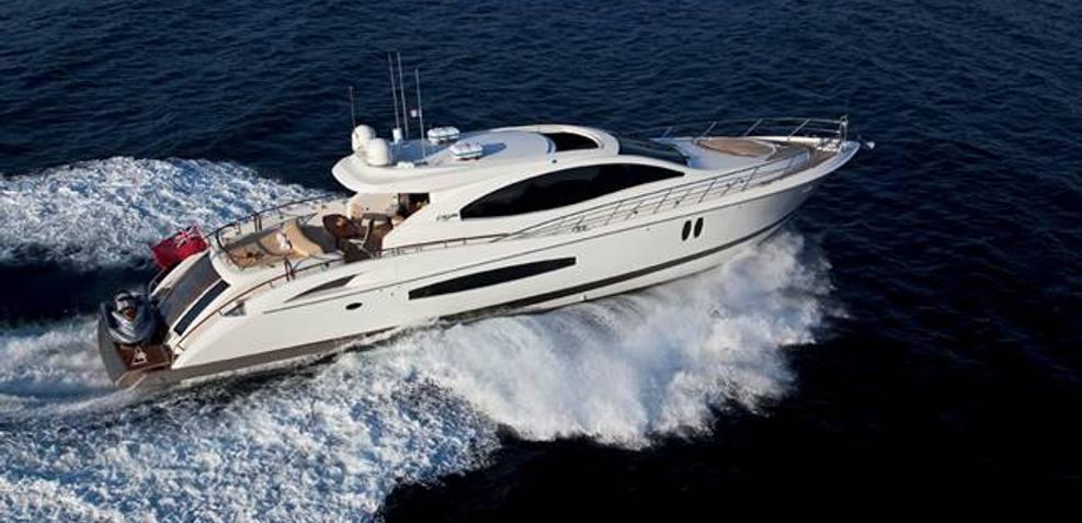 Lizzi Charter Yacht