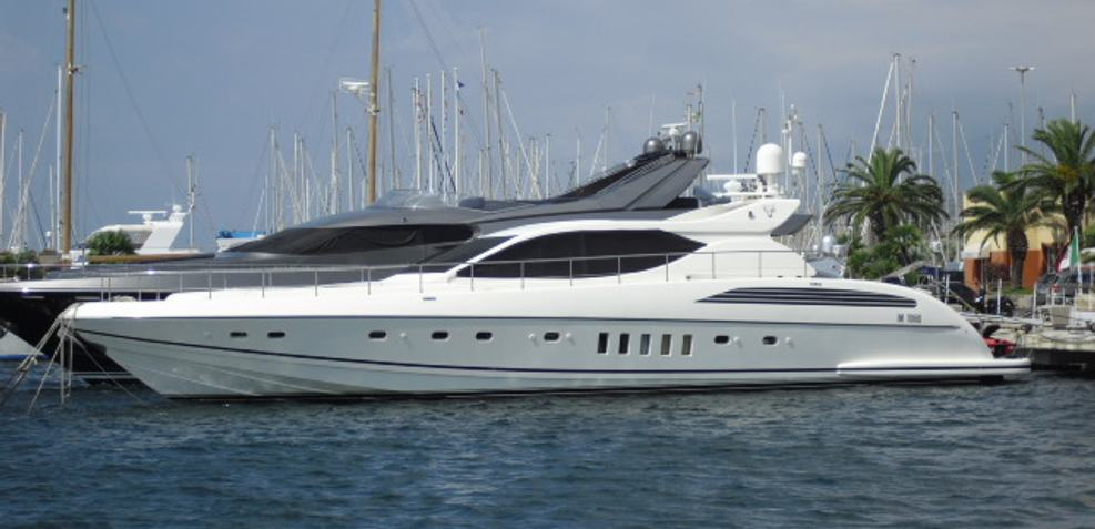 Chanel Charter Yacht