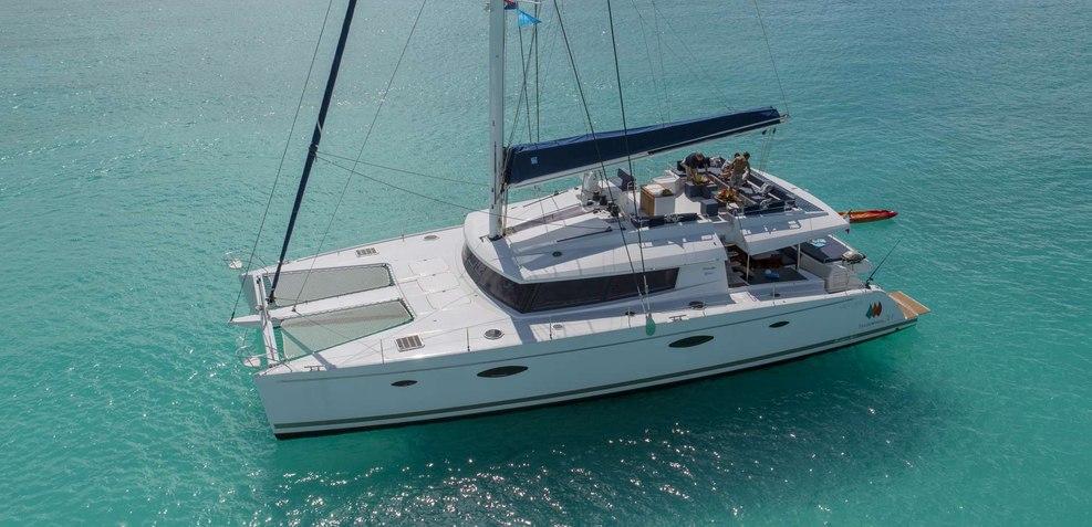Nenne Charter Yacht