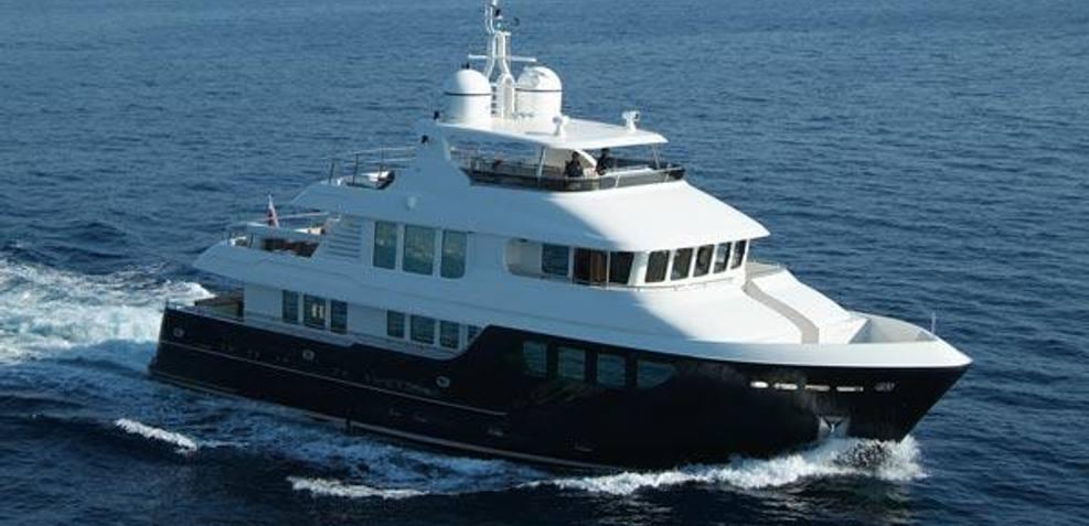 Little Blue Charter Yacht