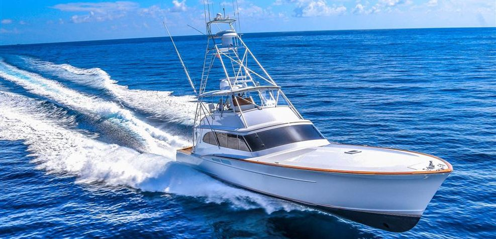 Moma Charter Yacht