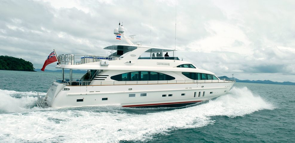 Lady Eileen II Charter Yacht