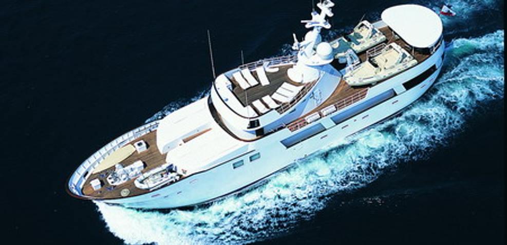Nibani Charter Yacht