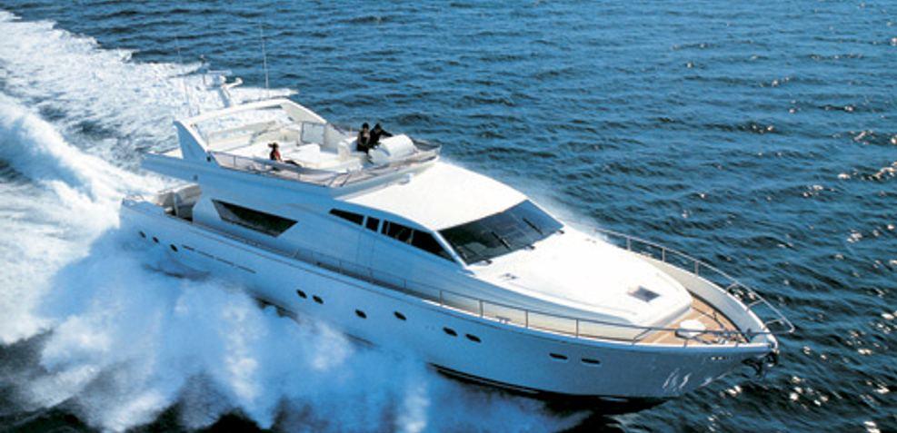 Sahara Charter Yacht