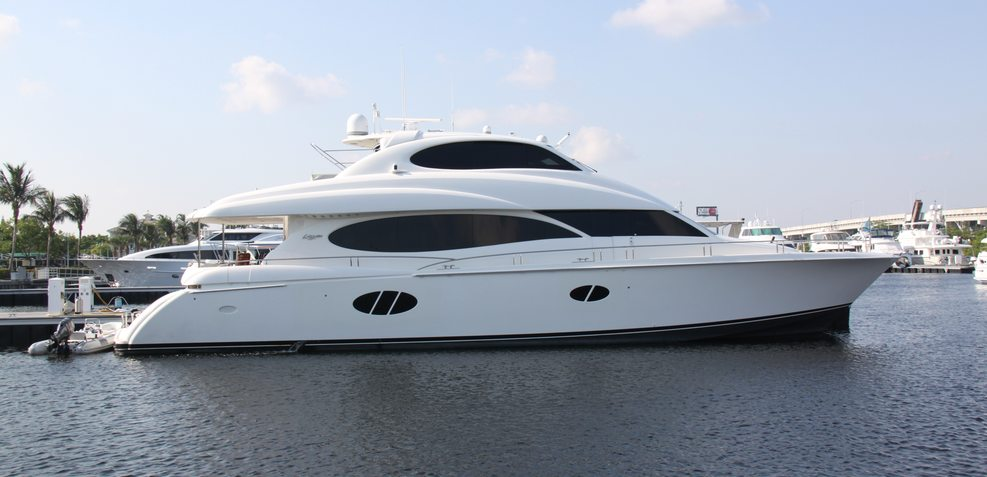 Pastaio Charter Yacht