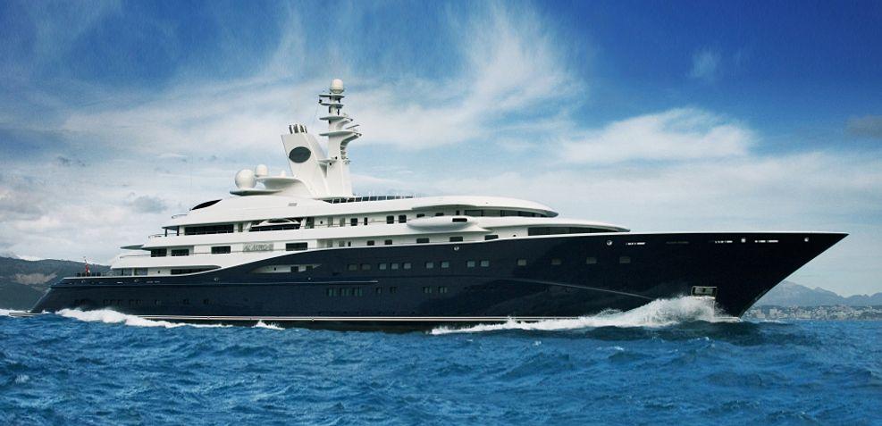 Al Mirqab Charter Yacht
