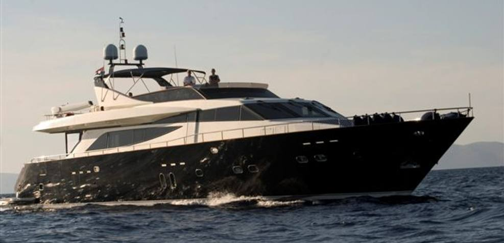 Red Sky Charter Yacht
