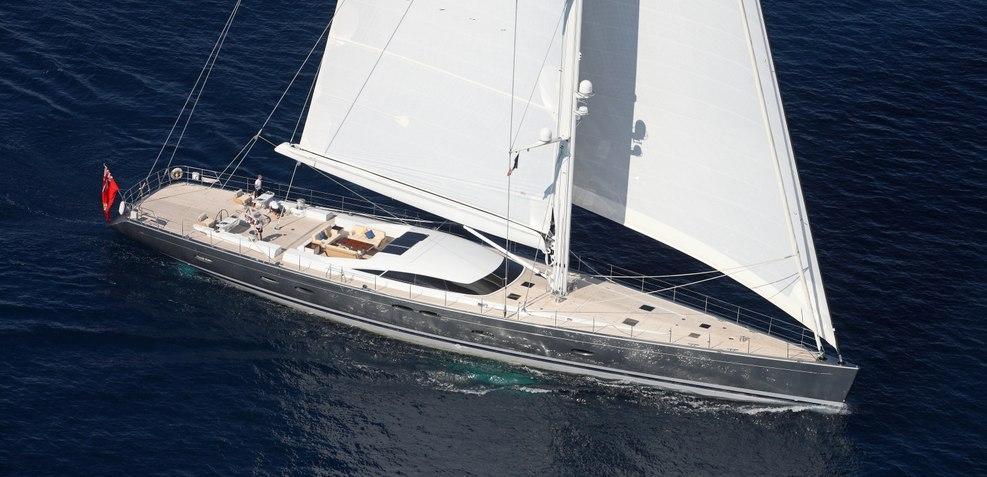 Mirasol Charter Yacht