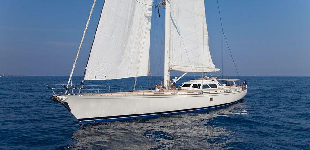 Mirabella III Charter Yacht