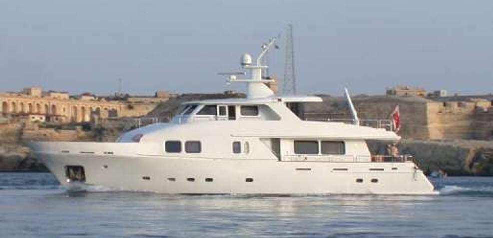 Pepito Charter Yacht