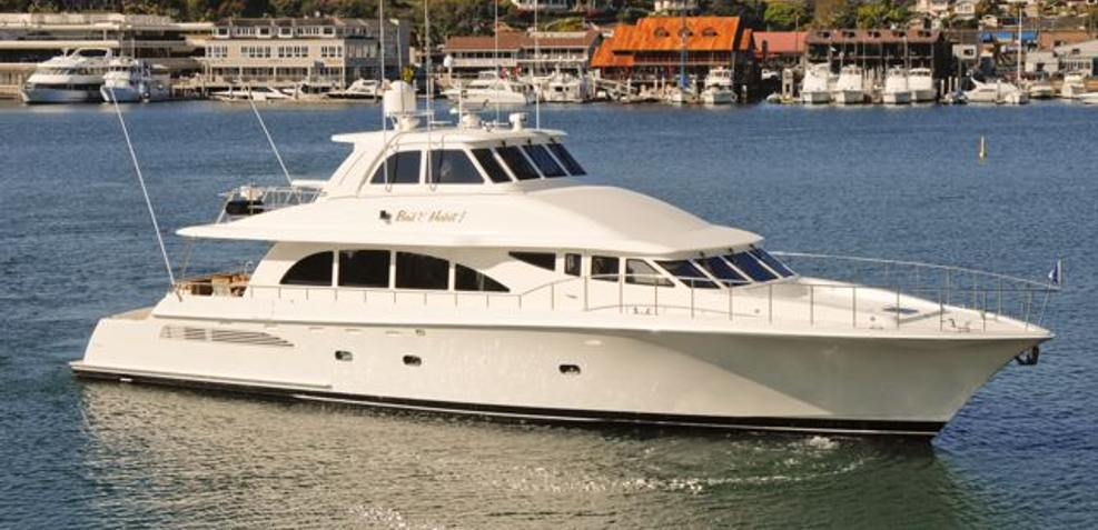 Bad Habit Charter Yacht