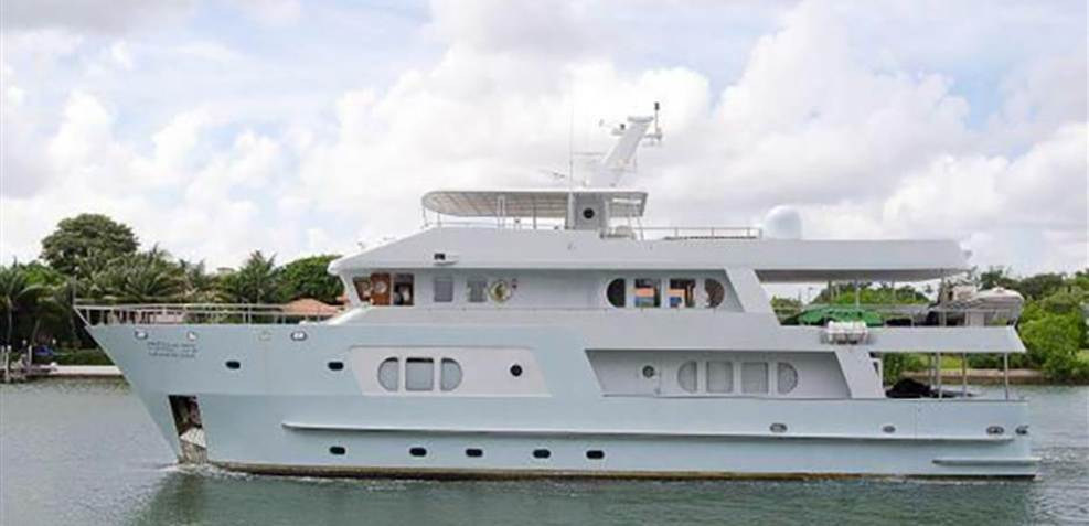 Kindness to the World Charter Yacht