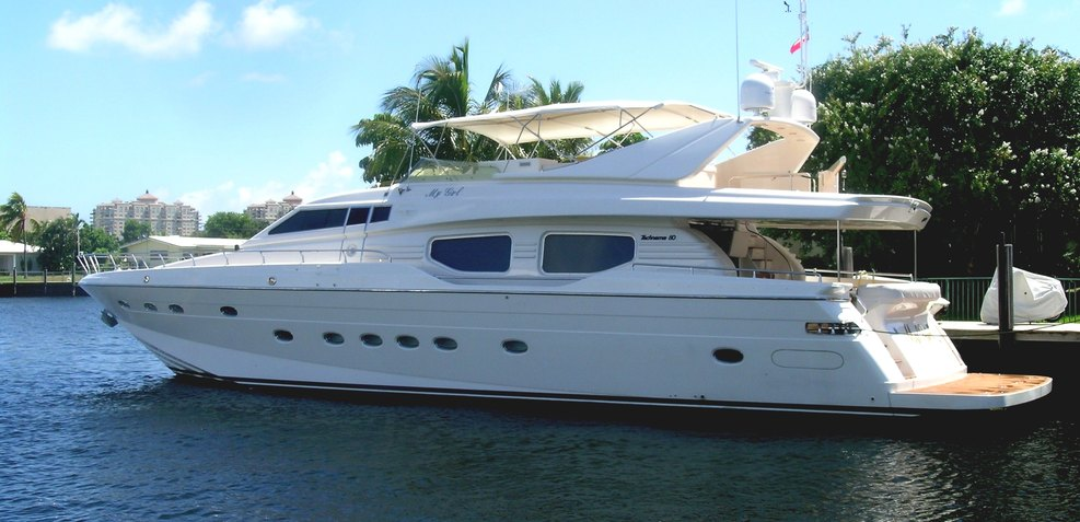My Girl Charter Yacht