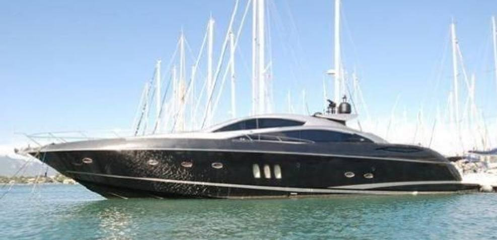 Diddl One Charter Yacht