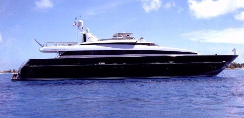 Shamekh Charter Yacht