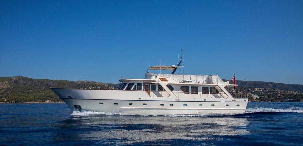 Stalca Charter Yacht