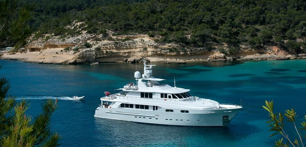 Christina G Charter Yacht