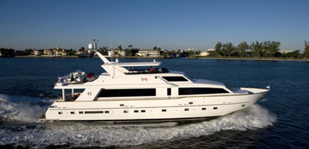 Next Chapter Charter Yacht