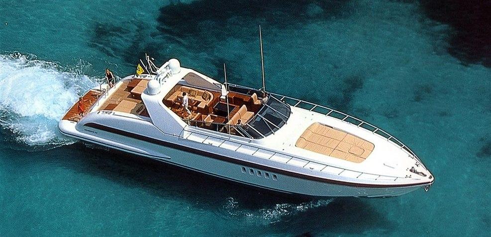 Dimmidisi Charter Yacht