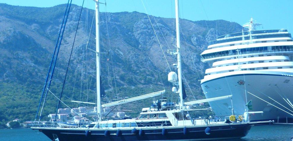 St. Jean II Charter Yacht