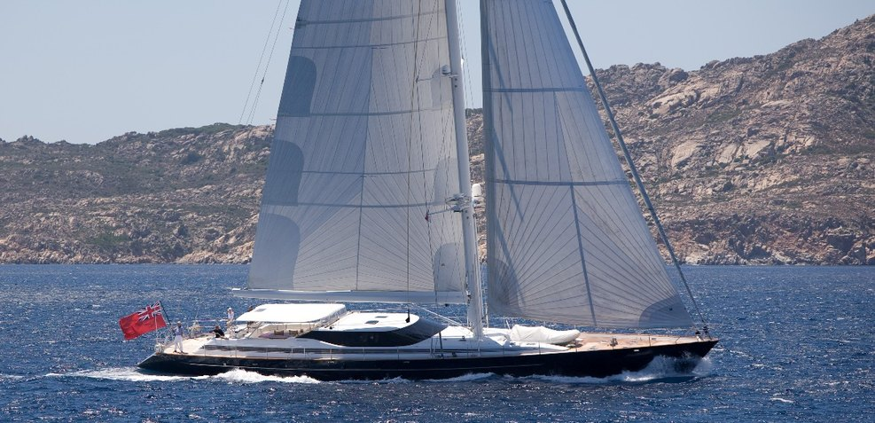 Miss Silver Charter Yacht