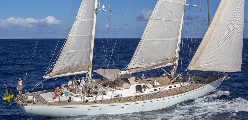 Jupiter Charter Yacht